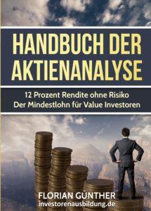 Jetzt Handbuch der Aktienanalyse sichern!