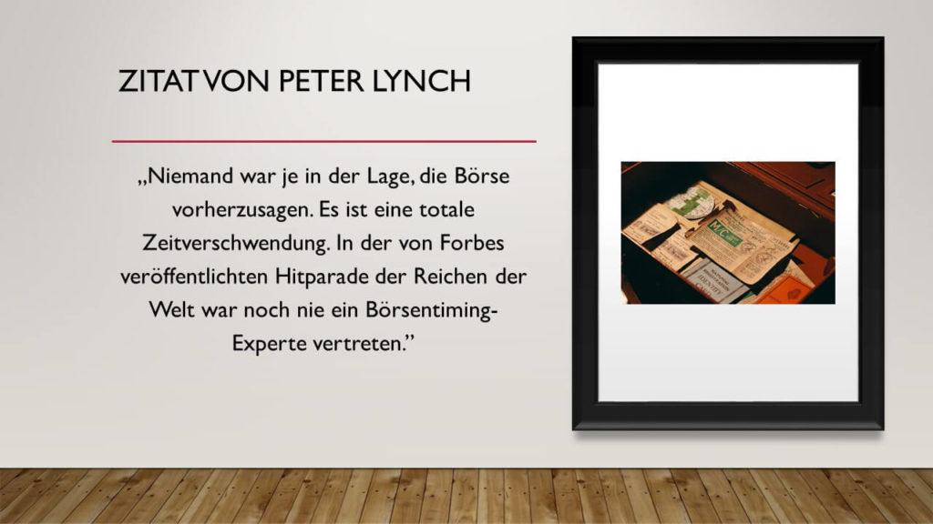 Zitat von Peter Lynch