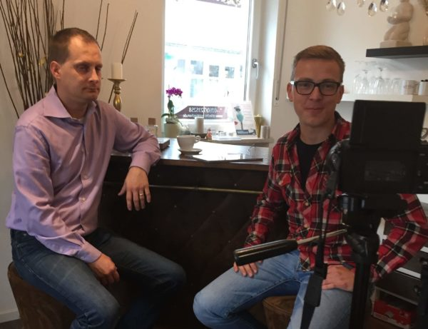 Interview mit Alex Fischer von Reich mit Plan
