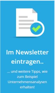 Hol Dir den Newsletter