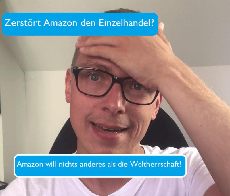 Zerstört Amazon den stationären Einzelhandel