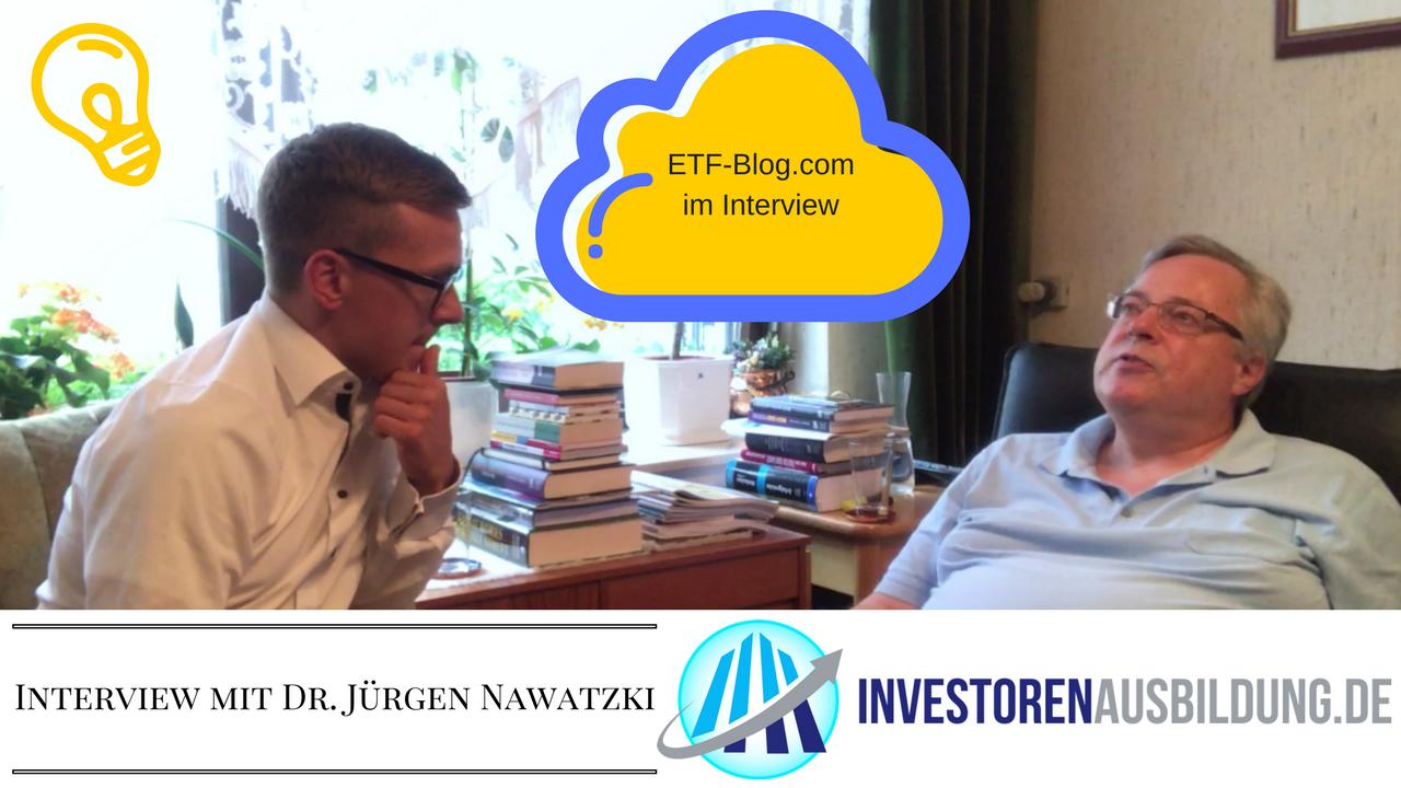 Interview mit Dr. Jürgen Nawatzki