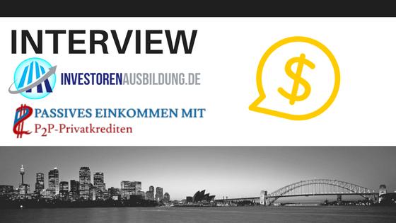 Interview www.passives-einkommen-mit-p2p.de