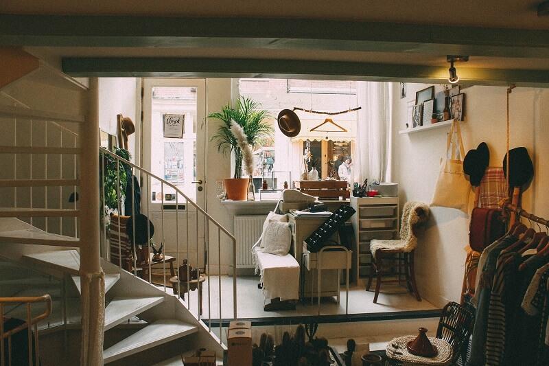 Die erste gemeinsame Wohnung