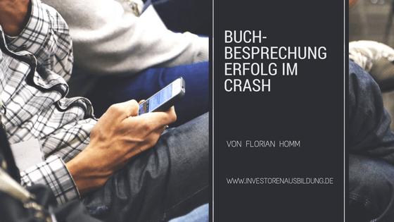 Buchbesprechung Erfolg im Crash
