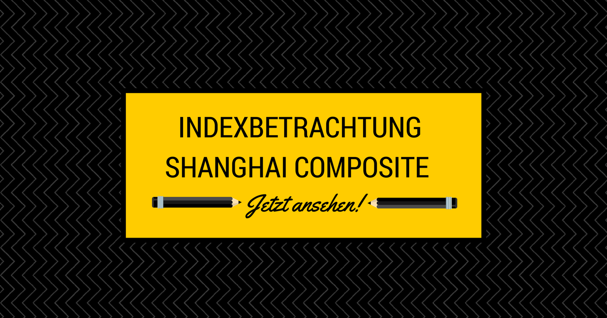 Shanghai Composite Streaming Chart