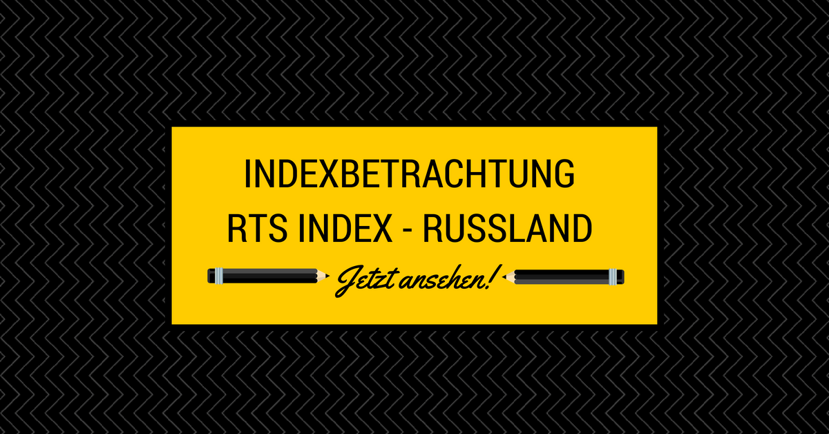 RTS Index Russland