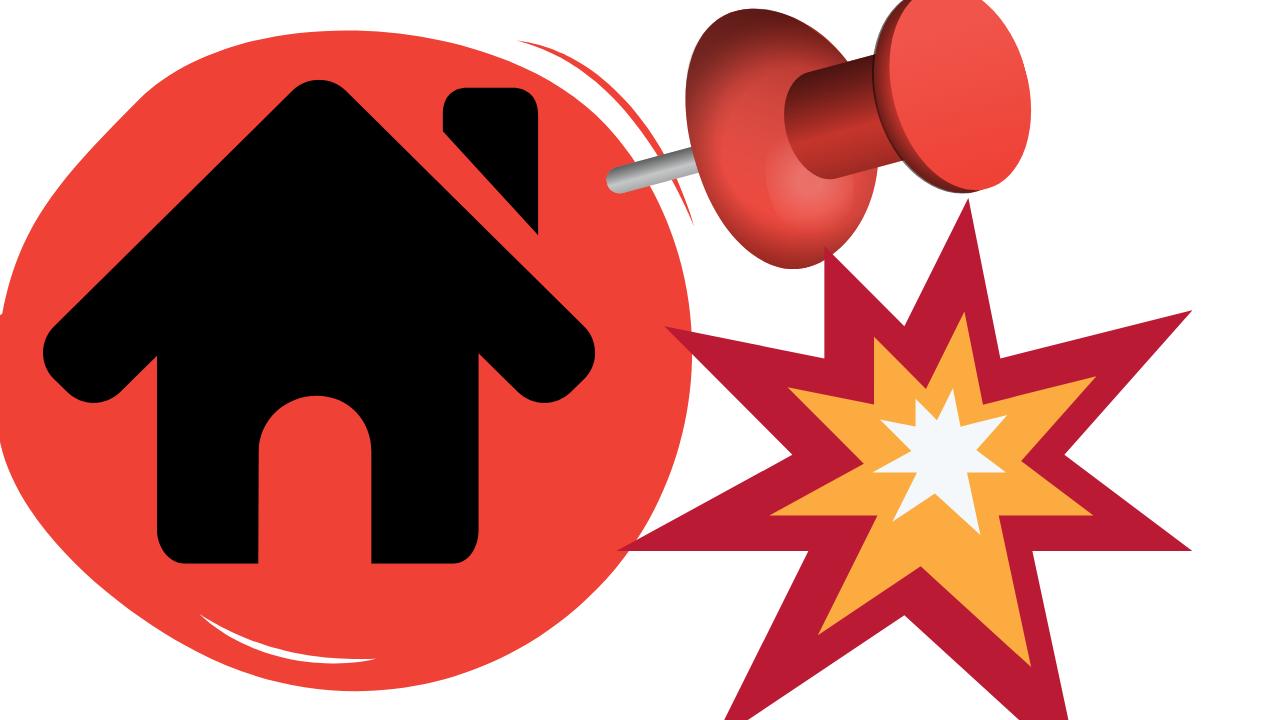 Platzt jetzt die Immobilienblase?