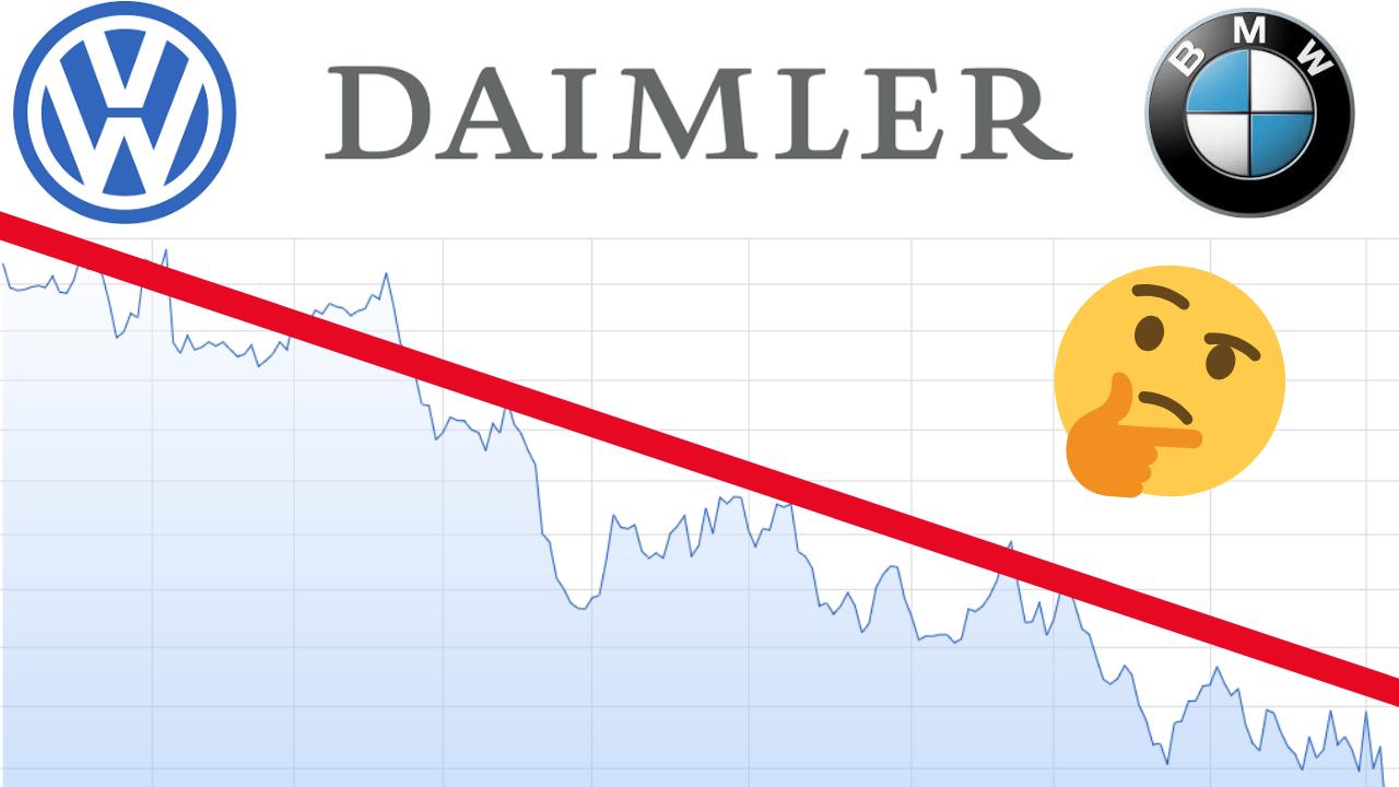 Sind deutsche Auto Aktien jetzt günstig